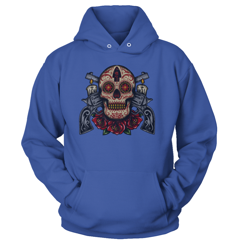 Sugar Skull Revolver V1 (Ladies)