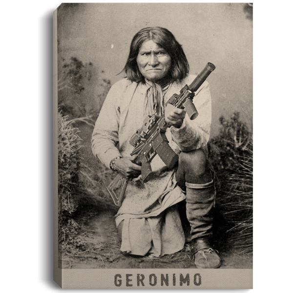 Geronimo (Canvas)