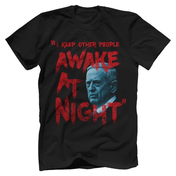 Awake at Night - Mattis