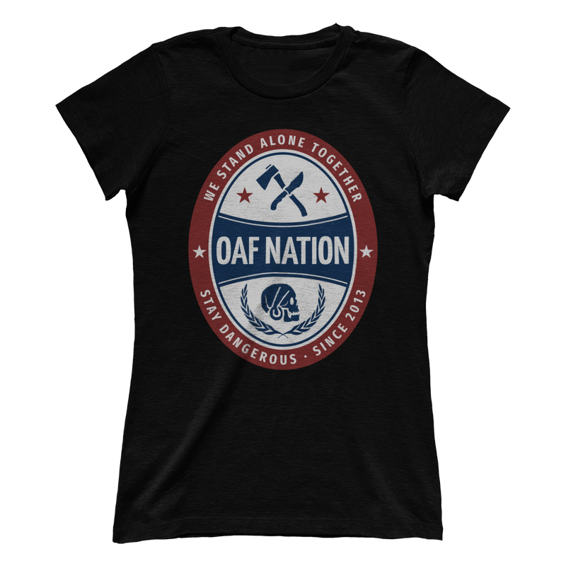 Americana OAF Nation (Ladies)
