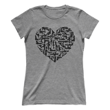 Heart Shaped Gats V1 (Ladies)