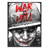 War is Hell - Poster