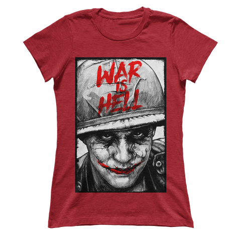 War is Hell - Ladies