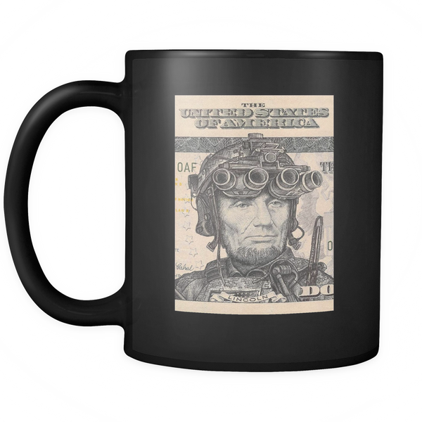 Abraham Lincoln - Coffee Mug