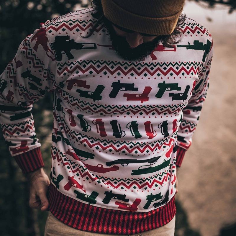 Savage SZN Christmas Sweater