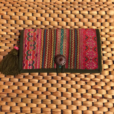 Hmong Hill Tribe Wallets