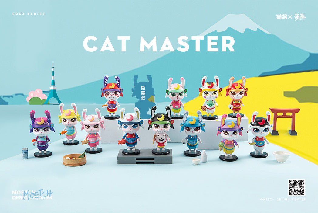 Cat Masters by Ruka x Moetech