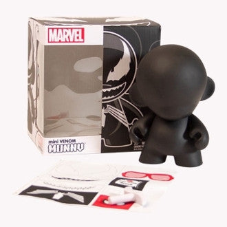 Marvel Mini MUNNY Venom 4-Inch