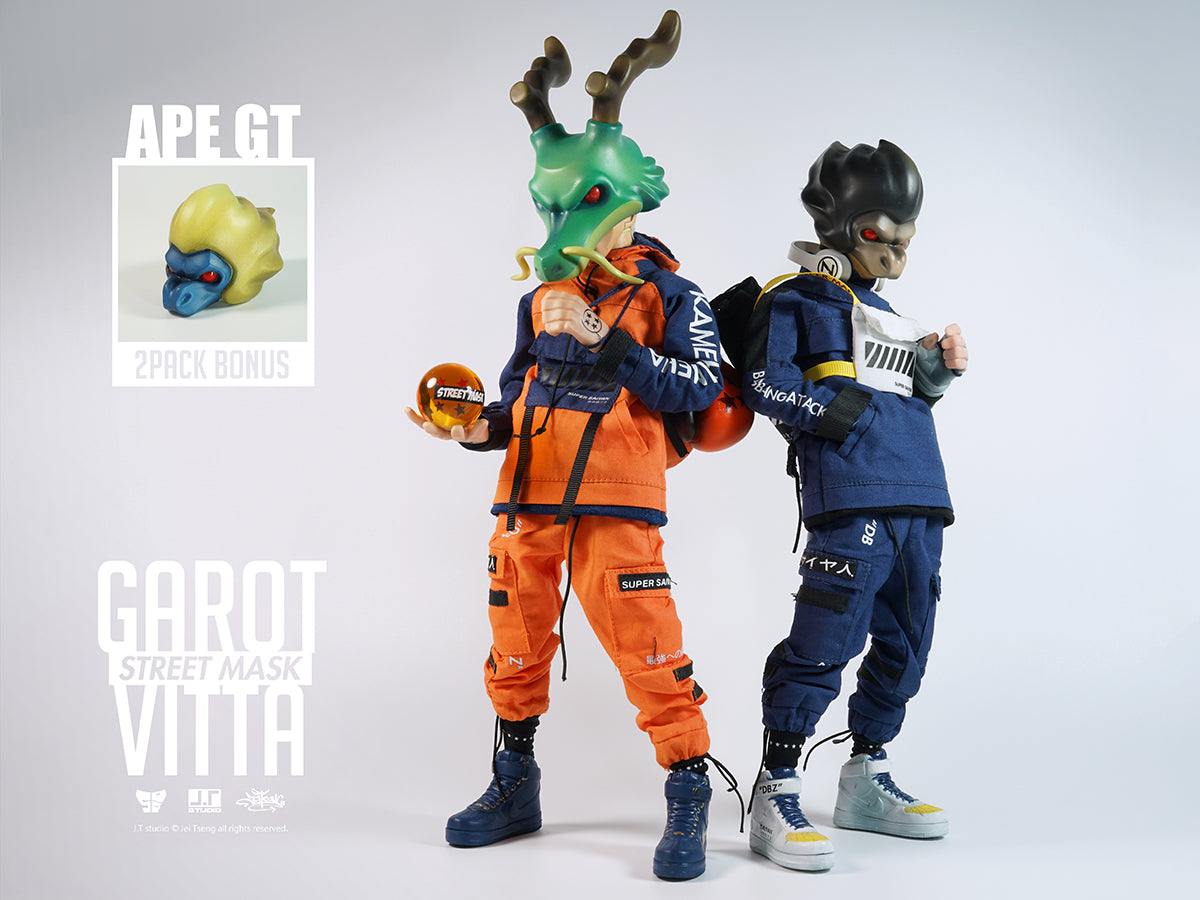GAROT & VITTA Street Mask Series By J.T Studio