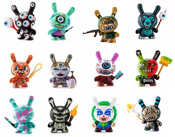 Mishka Dunny Series by Kidrobot