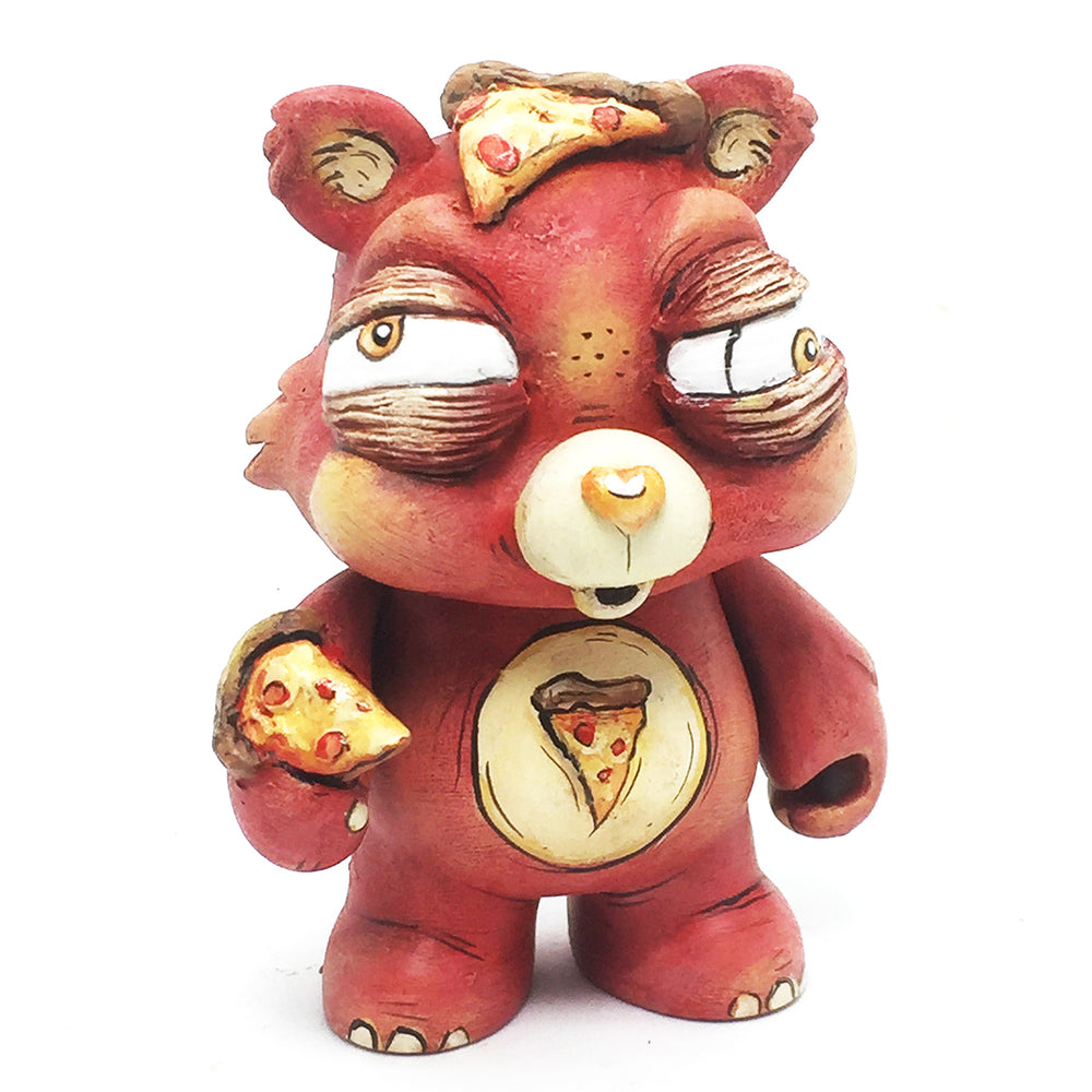 Pizza Bear by One Eyed Girl