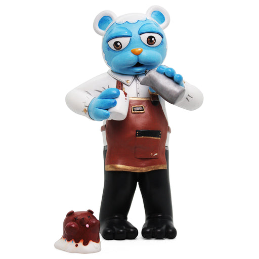 FallingApartNYCC18  -  Yeti Bear Coffee Barista  by  2oz