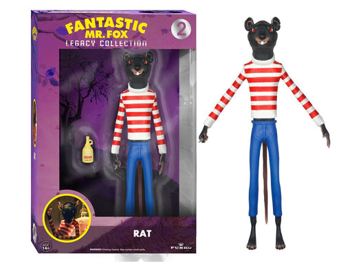 Fantastic Mr. Fox - Rat : The Legacy Collection