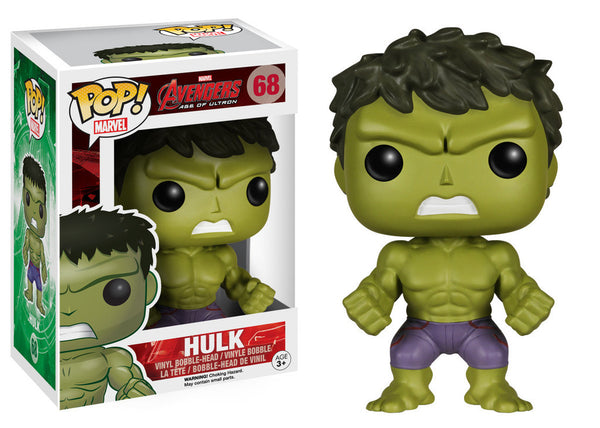 Marvel Avengers Age of Ultron: Hulk