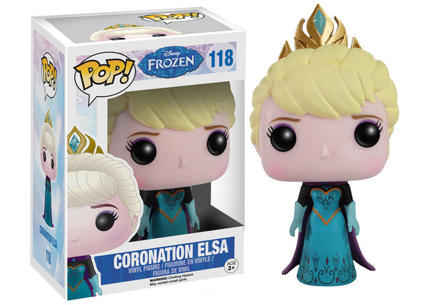 Frozen: Coronation Elsa