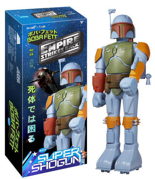 Super Shogun: Boba Fett