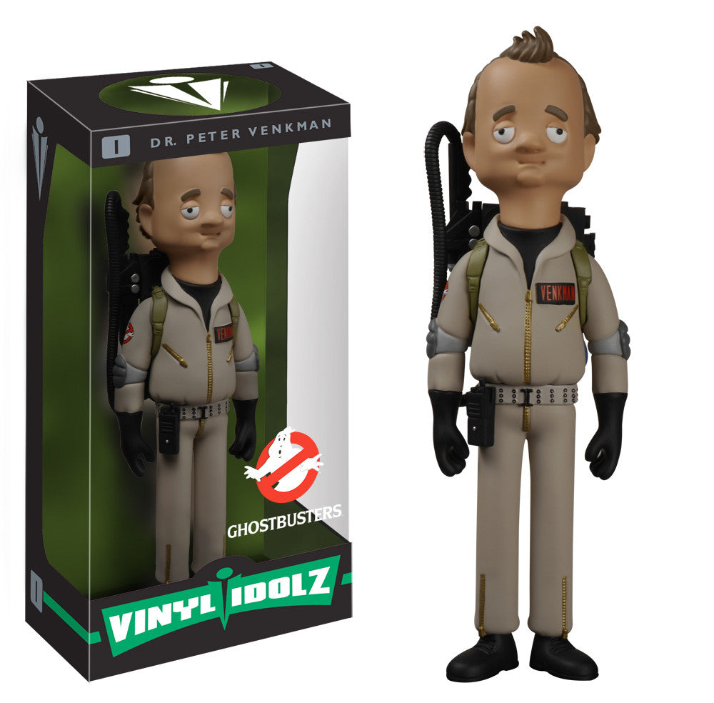 Ghostbusters: Dr Peter Venkman