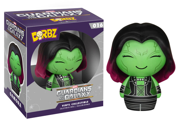 Gamora Guardians of the Galaxy Funko Dorbz