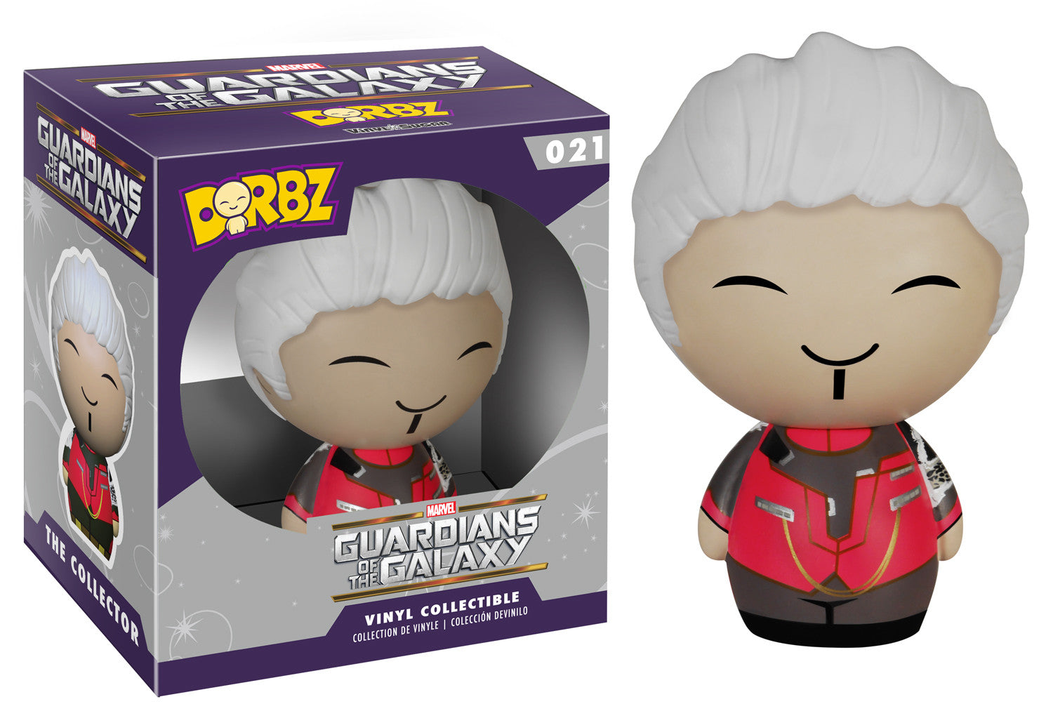 The Collector Guardians of the Galaxy Funko Dorbz