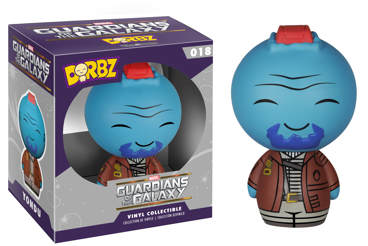Yondu Guardians of the Galaxy Funko Dorbz