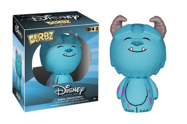 Disney Monster Inc Sulley Funko Dorbz