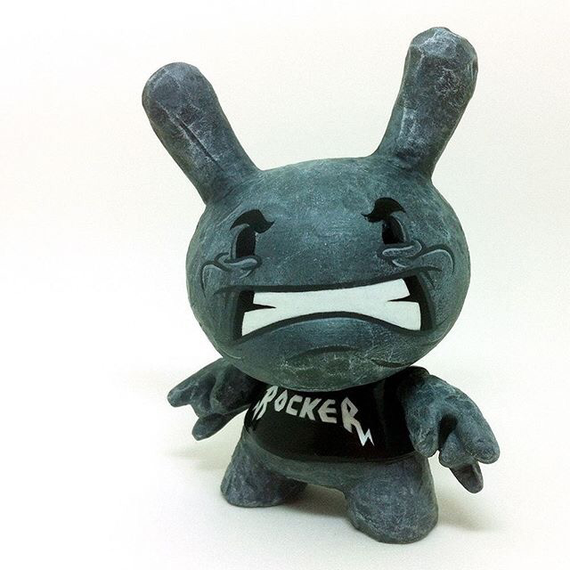 The Rocker Dunny by Igor Ventura