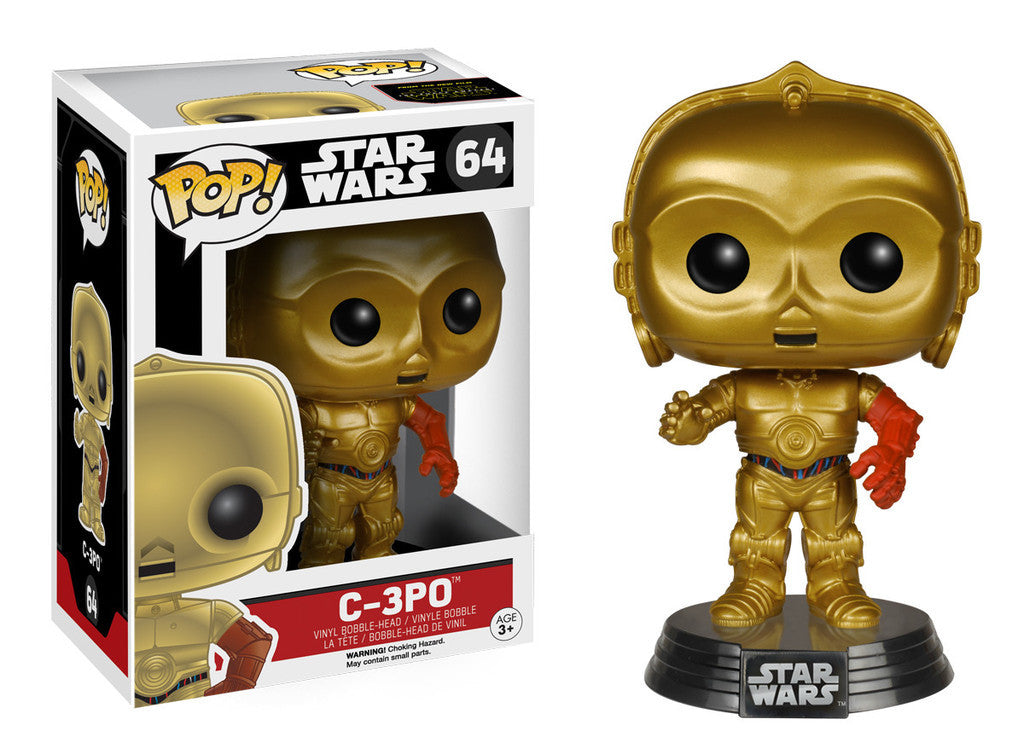Star Wars Force Awakens: C3PO