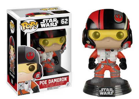 Star Wars Force Awakens: Poe Dameron