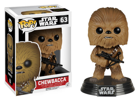 Star Wars Force Awakens: Chewbacca