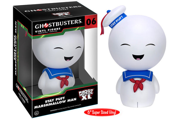 Ghostbusters Stay Puft Man Funko Dorbz