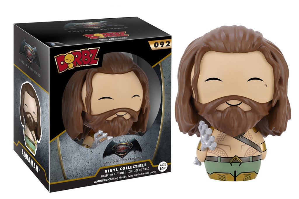 Batman vs Superman: Aquaman Funko Dorbz