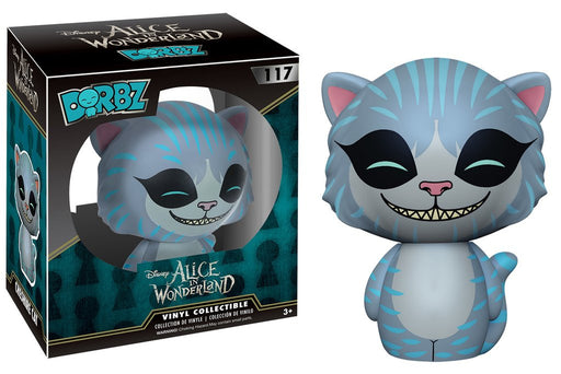 Alice in Wonderland - Cheshire Cat : Dorbz