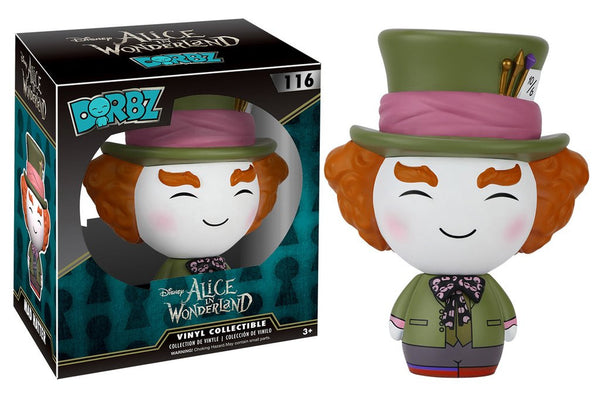 Alice in Wonderland - Mad Hatter : Dorbz