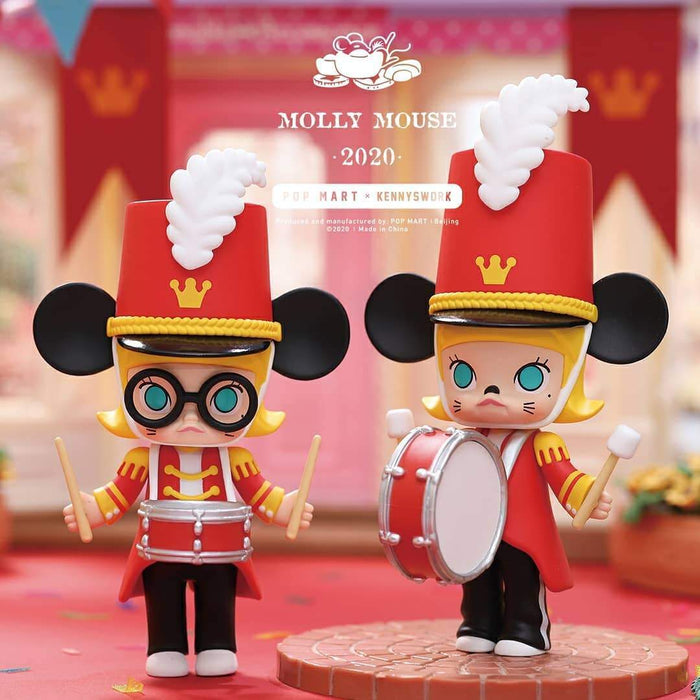 Molly Mouse Happy New Year 2020 Set by Kennyswork x POP MART