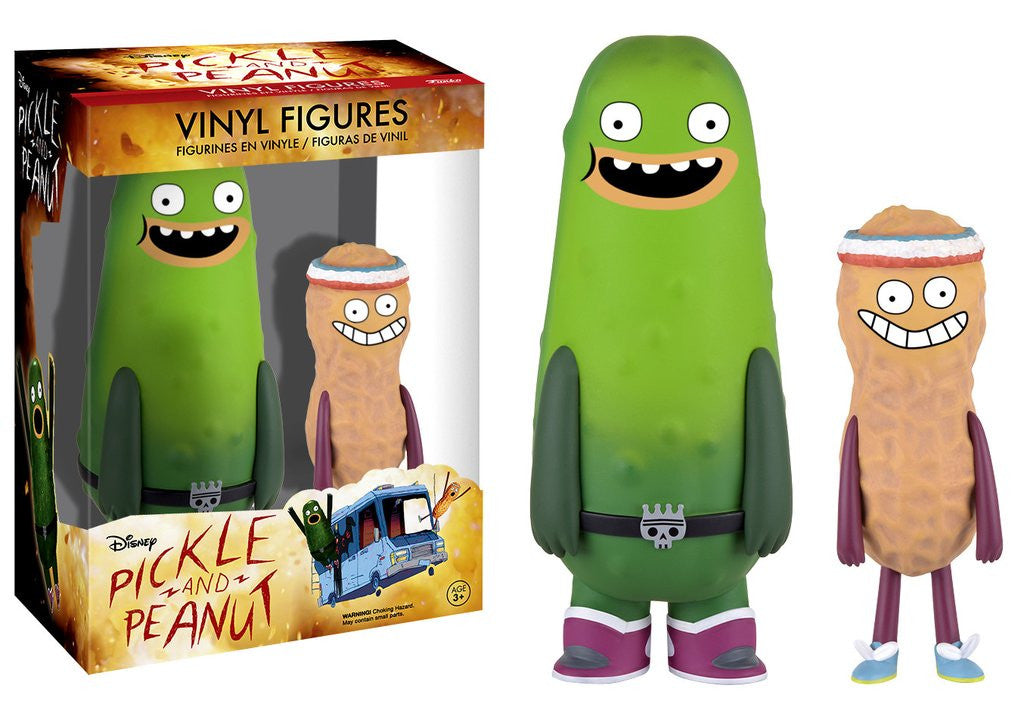 Pickle and Peanut 2 PK Funko