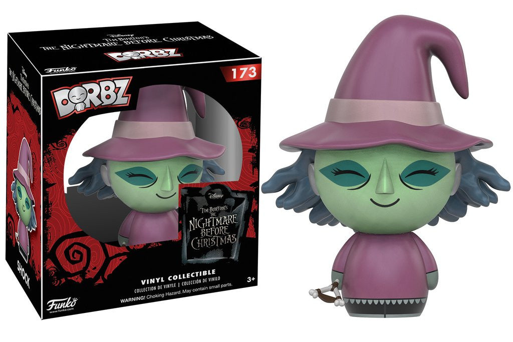 Shock - Nightmare Before Christmas Dorbz