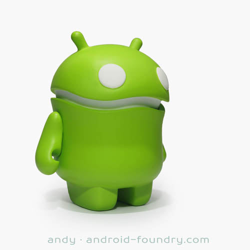 ANDY Android by Andrew Bell