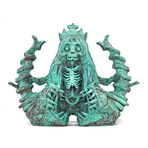 "AEGEAN SEA Grande 12"" Slave to the Siren PAINTMASTER RAFFLE  by  LoFi Collective  x  Martian Toys"