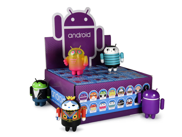 Android Series 6! by