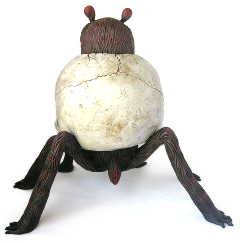 Jason Limon's  Arachnium (Rear View)
