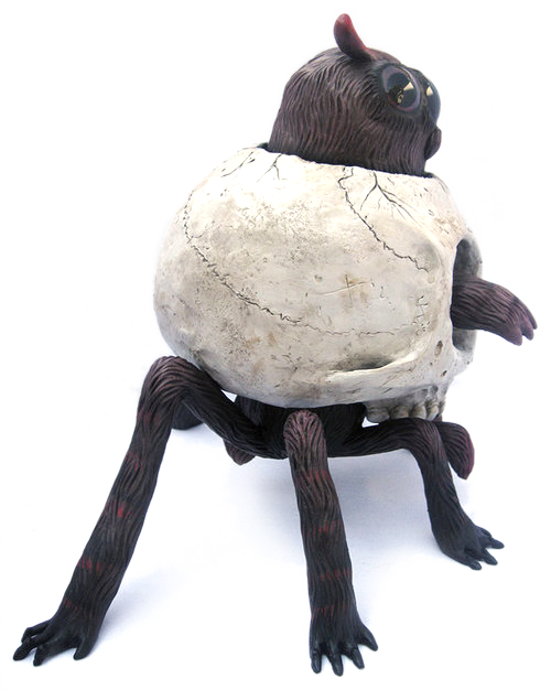 Jason Limon's Arachnium (Side View)