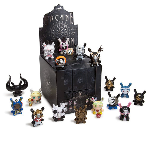 Arcane Divination Dunny Blindbox Series
