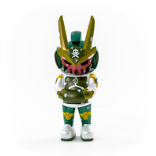 TEQ63 BobaTeq  Wave2/Beskar Chase by Quiccs  x  Martian Toys