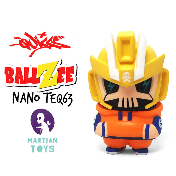 BallZee NanoTEQ by Quiccs x Devil Toys