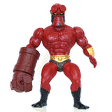 MonsterBeachParty  -  Beach Body Hellboy by Uppercut Party