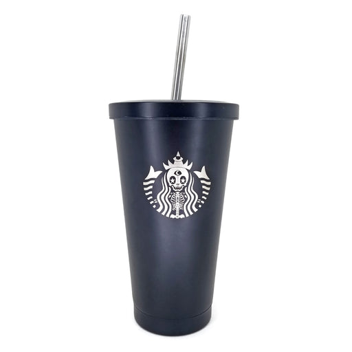 SLAVE to the SIREN BLACK SEA Venti Metal Tumbler