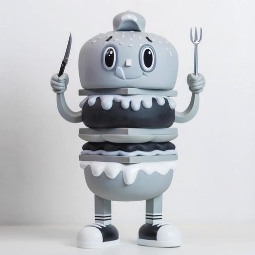 BURGY by Christian Tamondong x Secret Fresh Gallery x ToyQube