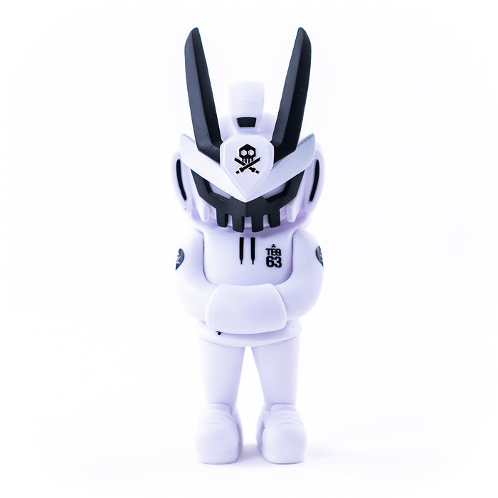 "TEQ63 6"" OG Core Black & Ghost Mode Edition  by  Quiccs x Martian Toys"