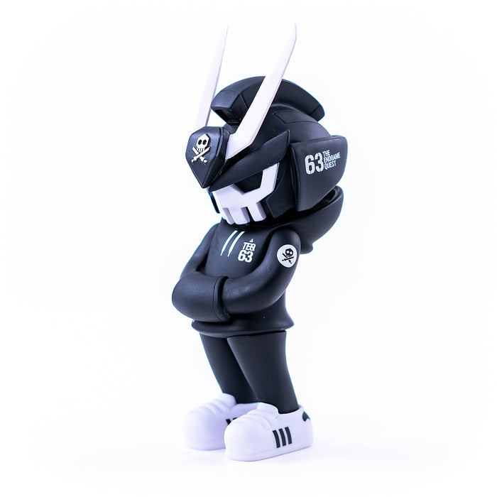 "Core OG BLK & Ghost Mode Teq63 6""  SET  by  Quiccs x Martian Toys"