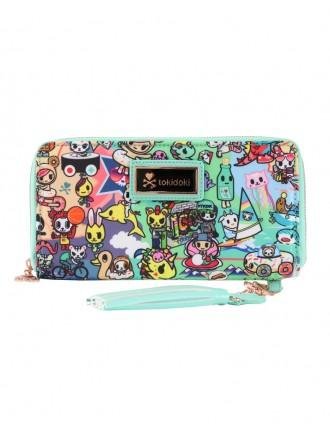 California Dreamin Long Wallet by TokiDoki